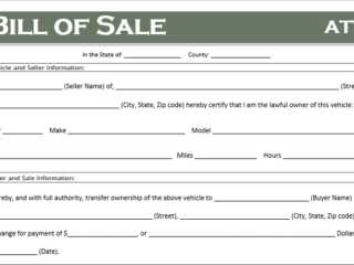 Bill Of Sale Example >> Free Printable Trailer Bill Of Sale All States Off Road Freedom