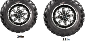 ATV Tire Speed
