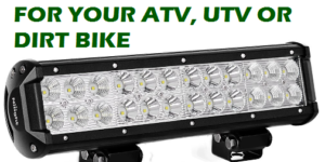 Best ATV LED Light Bars